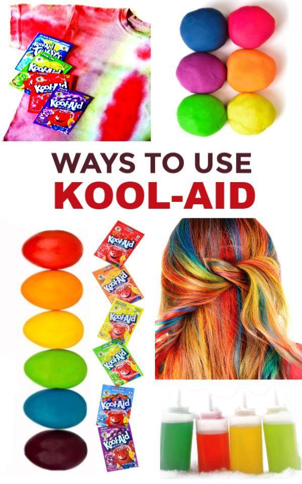 Koolaid Hair Dye Boys Koolaid Hair Dye Kool Aid Hair Kool Aid Hair Dye Diy Hair Dye