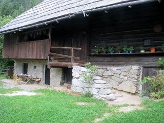 Kavčnik Homestead ... Open air museum, nominated for Muzeum of the Year Award in 1993.