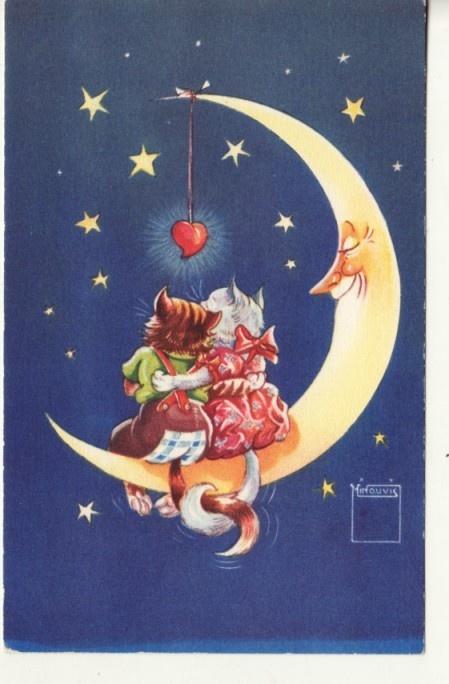 Minouvis postcard | eBay