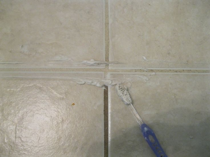 Diy Homemade Grout Cleaner I 4 Cup Bleach 3 4 Cup Baking