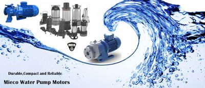 Pumps & Generators in Bangalore: Electric Water Pump Motor