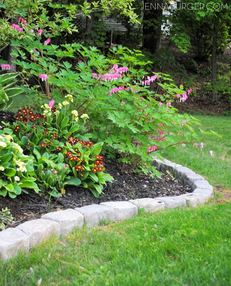 Ideas For Flower Bed Borders: 15 Best Patio Ideas Images On Pinterest