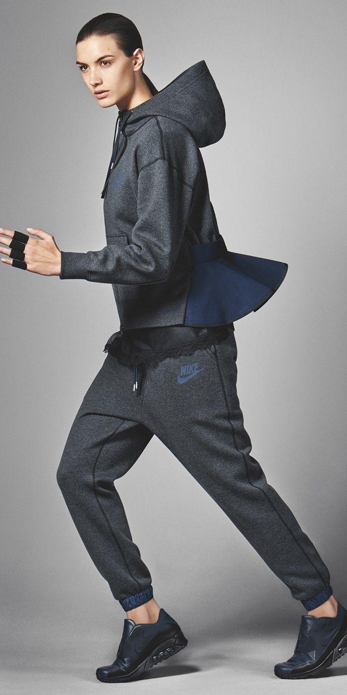 Nike x Sacai Designer Collaboration