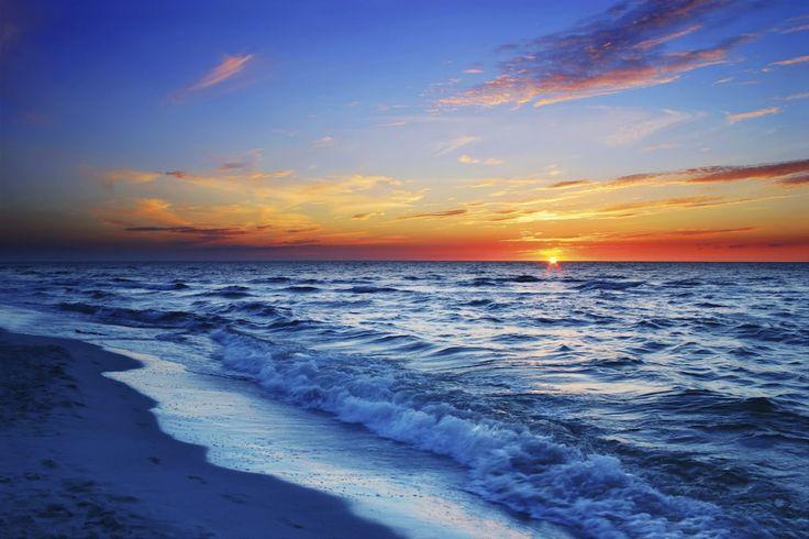 Beach Sunset at The Cliffs Resort Pismo Beach ...
