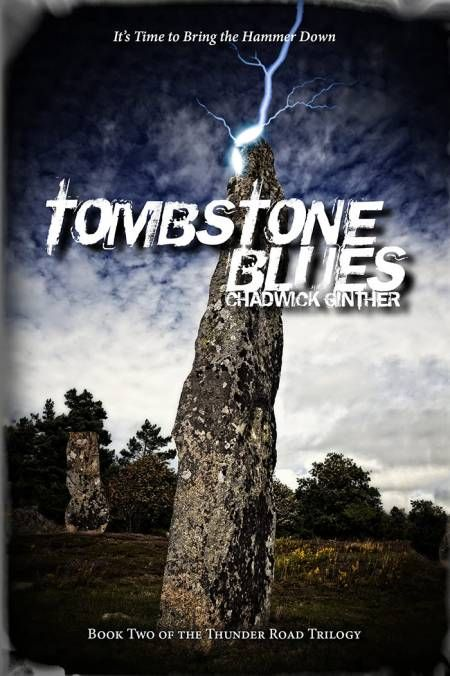 Tombstone Blues, by Chadwick Ginther (Turnstone Press) http://www.turnstonepress.com/spec-fic/tombstone-blues.html