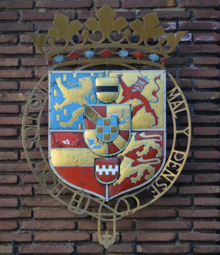 Familiewapen van Willem van Oranje in Breda