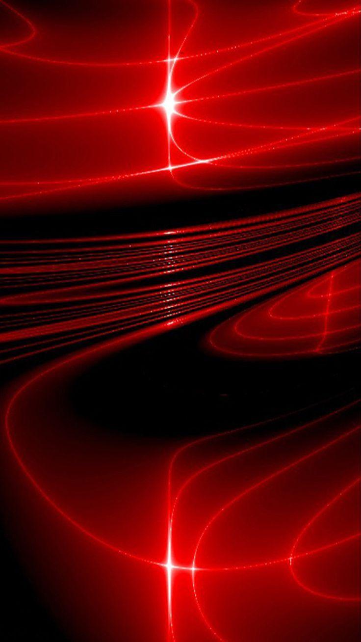Papel De Parede Do Samsung 1440 2560 3d Vermelho Galaxy S7
