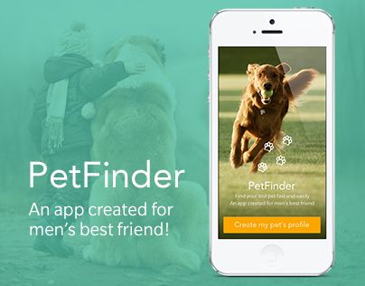 "Check out this @Behance project: ""Pet Finder app"" https://www.behance.net/gallery/26193537/Pet-Finder-app"
