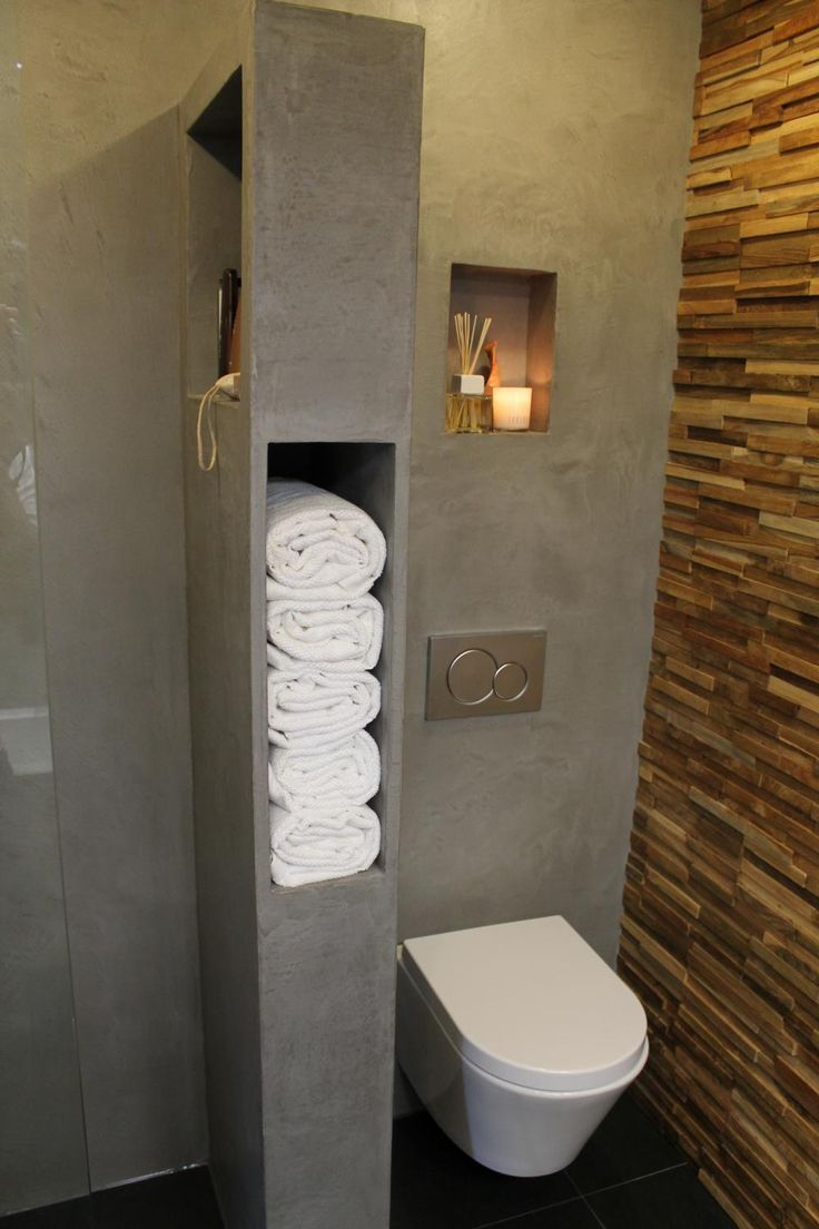 Hotel-schickes Badezimmer (Teil 1) – Eigen Huis en Tui … – #badezimmer #Badkamer #d …