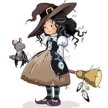 Sylvia Zet: Hazel The Witch