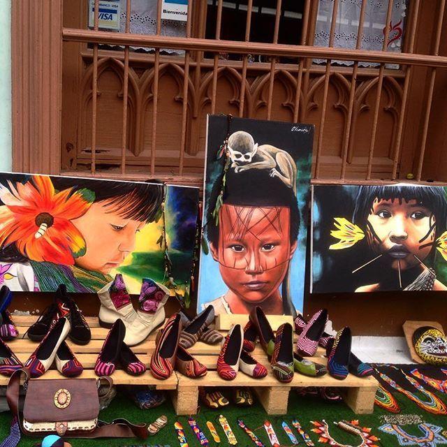 Sí el arte te gusta ¡Qué esperas para venir! Visita: www.encontrastela... #EncontrasteLaCandelaria #Bogotá #Colombia #Candelaria #Cultura