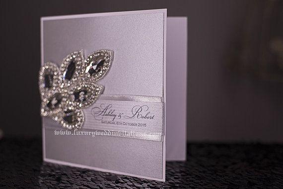 #Luxury #Bespoke #Wedding #Invitation #London A by luxuryweddinvitation
