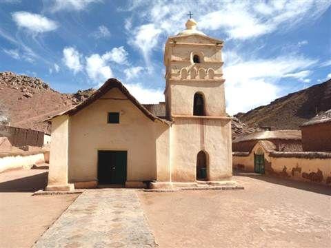 iglesia de susques jujuy -