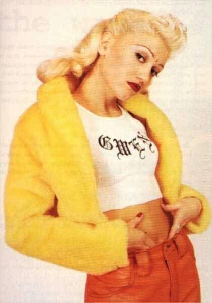 No doubt Gwen stefani