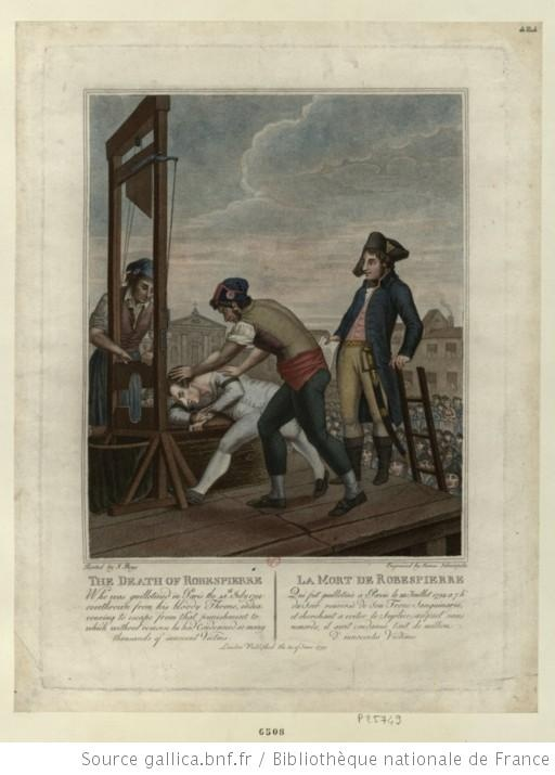 robespierre and the french revolution essay French revolutionary leader, executed  the french revolution maximilien  marie isidore de robespierre was born in arras on 6 may 1758, the son of a  lawyer.