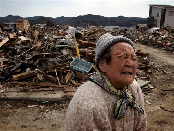 An earthquake, a tsunami, a nuclear meltdown -- residents of Japans northeast coast suffered through three intertwined disasters after a massive 9.0 magnitude temblor struck off the coast on March 11, 2011.