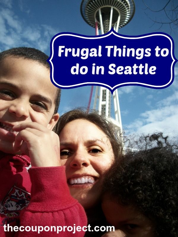 Huge List of Cheap and Free Things to do in Seattle | The Coupon Project