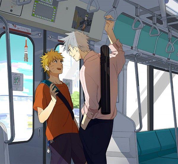 Tags: Anime, Fanart, NARUTO, Uzumaki Naruto, Hatake Kakashi