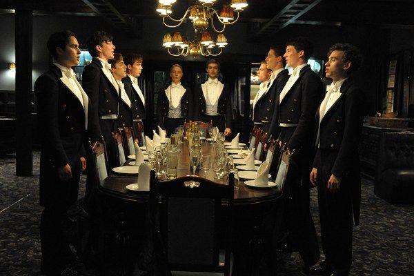 Oxford University drinking clubs - The Riot Club & The Bullingdon Club - Matthew Bell - Tatler