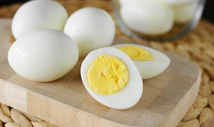 Já conheces a impressionante dieta do ovo cozido? Podes perder até 10kg em apenas 14 dias! | Receitas Para Todos os Gostos