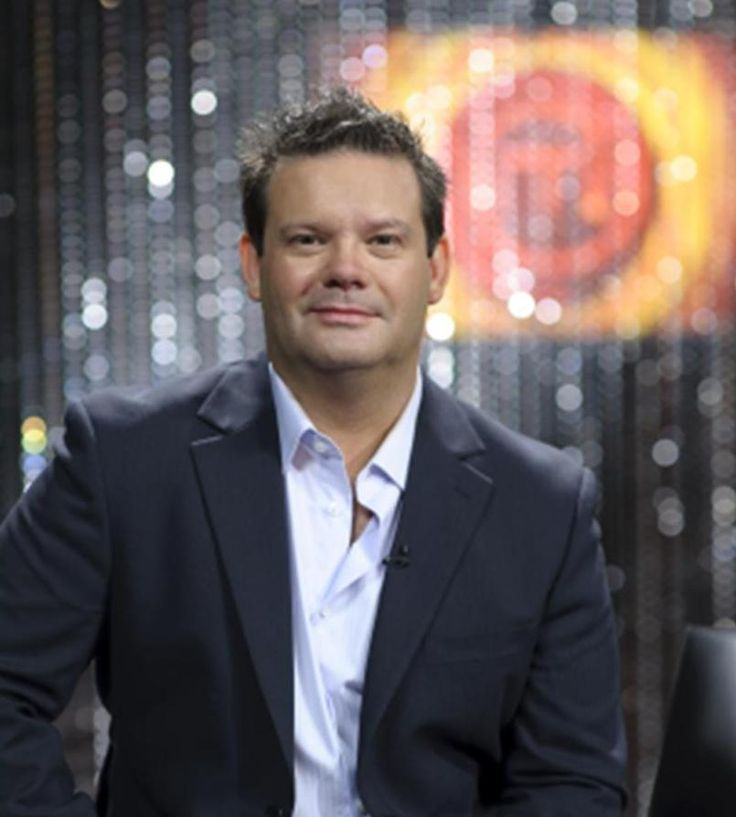 Gary Mehigan; Internationally recognised Australian Chef. I utterly adore this man... just a little crush♡