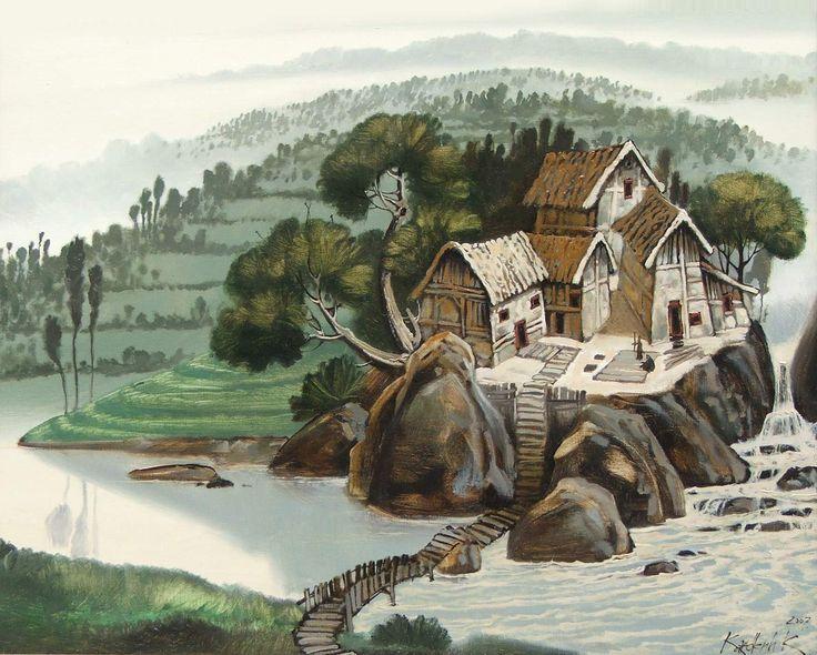 мутная река.....