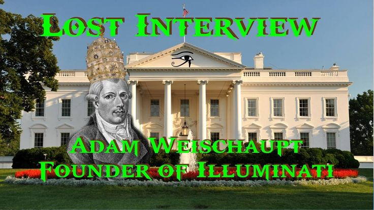 Original never seen before Interview with Adam Weischaupt the Founder of the Order of the Illuminati also known as the Bavarian Illuminati.  Join Mando and Tezza as they question Adam Weischaupt on his life, his purpose and some of the heavy claims made about this mysterious personality.