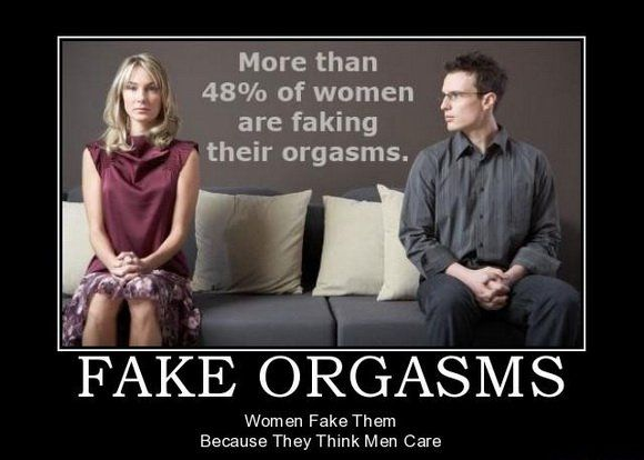 Image result for women faking orgasms  your bedroom skills  Demotivational posters Funny