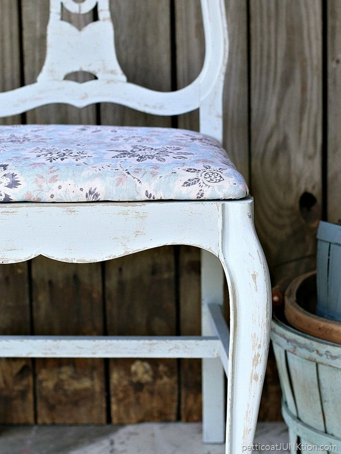 Easy No Prep Chalk Finish Made To Match Fabrics. Paint Color ...