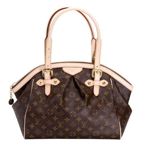 # M40144 Louis Vuitton Monogram Canvas Tivoli GM Bag