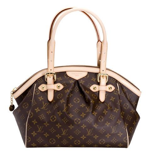 # M40144 Louis Vuitton Monogram Canvas Tivoli GM Bag