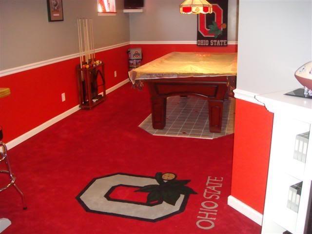 Love This Carpet!! Buckeyes FootballFootball PicsOhio State ...