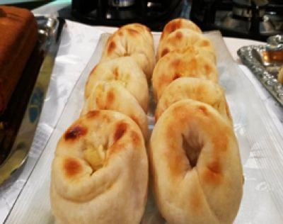 Knishes de papa - Recetas – Cocineros Argentinos