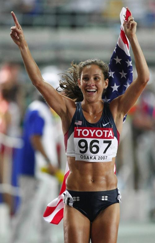 """Do the work. Do the analysis. But feel your run. Feel your race. Feel the joy that is running."" -Kara Goucher"