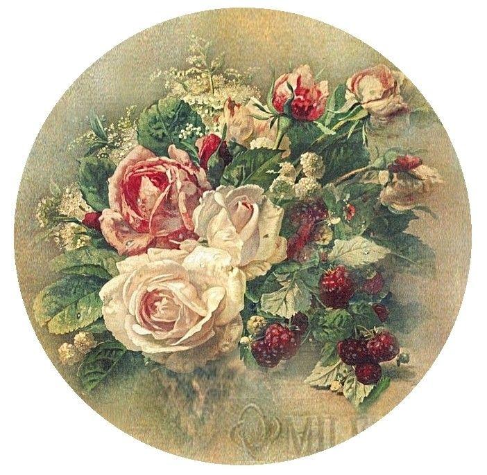 мастер-класс картинки для декупажа розы в большом разрешении рассказать обо