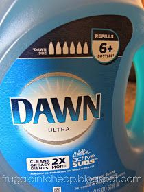 To unclog drains: pour blue Dawn dish soap down the drain, followed by boiling water. The Dawn cuts grease build up to get things moving, again.
