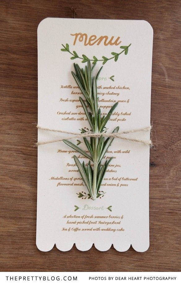 Woodlands Wedding Inspiration - The Pretty Blog