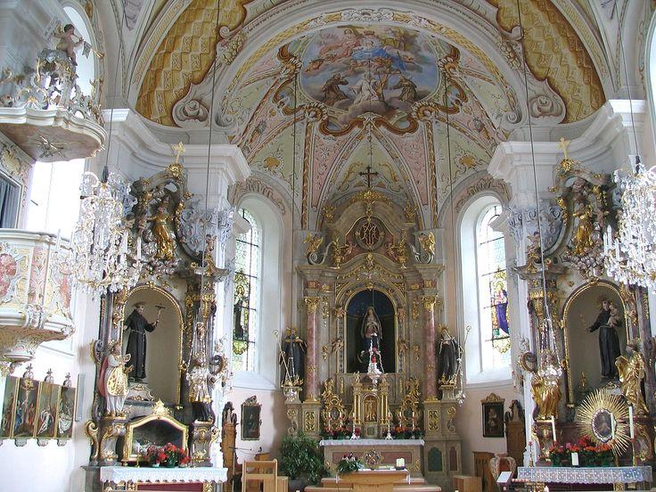 Antoniuskirche in Rietz | bilder.tibs.at