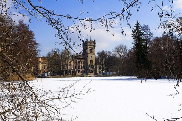 Pałac w Kopicach, - Schaffgotschowie – Wikipedia, wolna encyklopedia