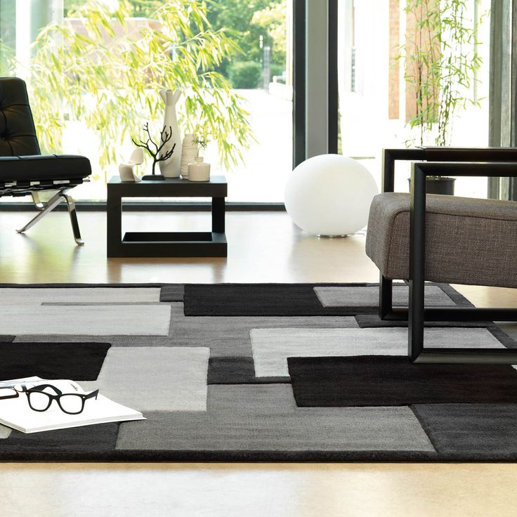 Most stains can be easily removed with a little water. The TUV & TFI quality seal guarantees the high standards of manufacturing on this stunning collection of rugs. #ModernRugs #DecorTips