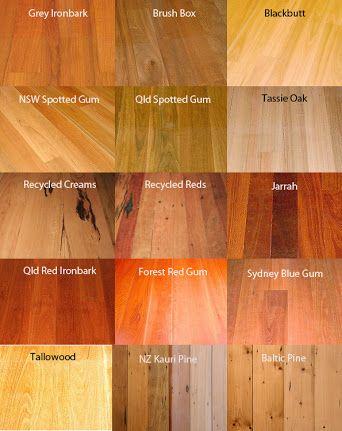 australian hardwood species - Google Search