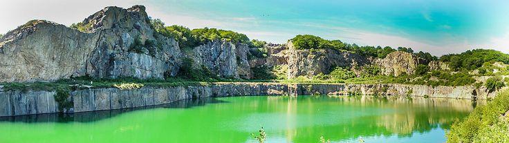 Opal-søen, Bornholm