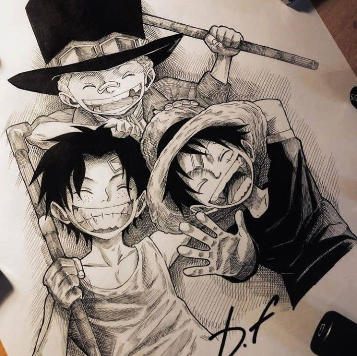 Pin By Tan Ming On One Piece One Piece Anime One Piece Drawing Anime