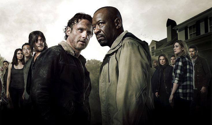 O criador da série de quadrinhos The Walking Dead comenta sobre sua visão para a série de TV, seu estado atual, e diz saber como a história vai terminar.