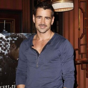 Colin Farrell Gay Rights Push for Ireland - Sunday World Letter Explains