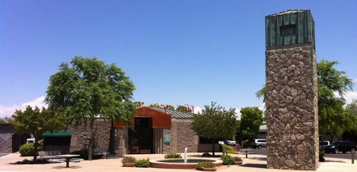 Cool Office Park in Scottsdale