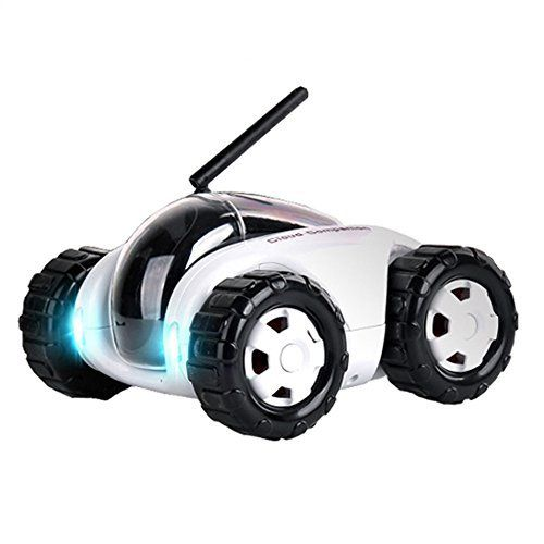 Fitiger Cloud Companion RC Car Wi-Fi P2P Remote Monitoring Smart 720P HD Remote Camera Vehicles