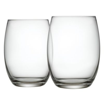 Mami XL Long Drink Tumbler Set of 2 by Alessi