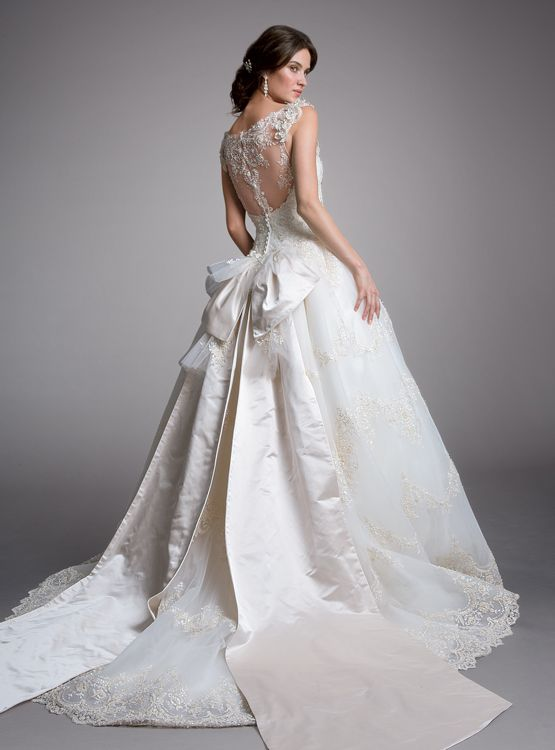 Eve of Milady Wedding Dresses. To see more: http://www.modwedding.com/2014/07/31/eve-milady-wedding-dresses/ #wedding #weddings #wedding_dress