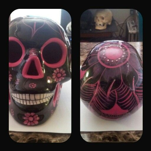 Sugar skull for nursery decor | Maggie J | Pinterest